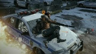 The Division Gameplay Analysis