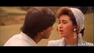 Log Barso Juda Hoke Jeete Hain*HD* (Pankaj Udhas & Sadhana Sargam) Ajay Devgan & Karisma Kapoor