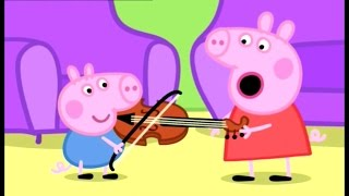 Peppa Pig Season 1 English Episodes 14 - 26 Compilation