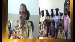 Illegal collections In Prostitution  Houses :Fake Police Arrest|Engineering Students|Hyderabad