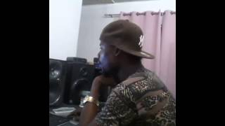 Tinny - TIOKOR ( Studio Shots ) with Jupiter & Mix Master Garzy
