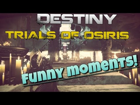 Destiny Funny Trials Moments -  Reading Porn Categories, Jake House!
