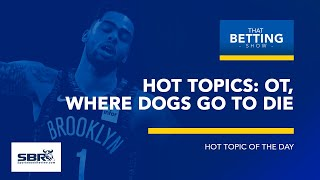Harden & Cavs-Nets Triple OT Thriller | NBA Betting Recaps & More | Feb 14th