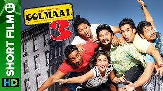 Golmaal 3 | Short Film | Why do Kareena and Ajay keep losing it? | Full Movie Live on Eros Now