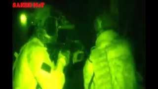 فيلم عملية اعتقال وقتل اسامه بن لادن فى منزله فى بكستان
