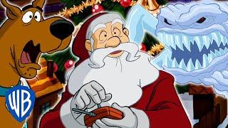 Scooby-Doo! Haunted Holidays | Santa VS the Snowman | WB Kids