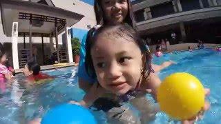 Denise Andrea Swimming Time