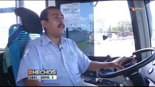 EMGL - Juan Carlos Mora chofer ruta 380