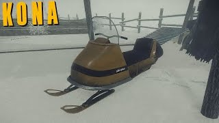 Kona Gameplay - SNOWMOBILE