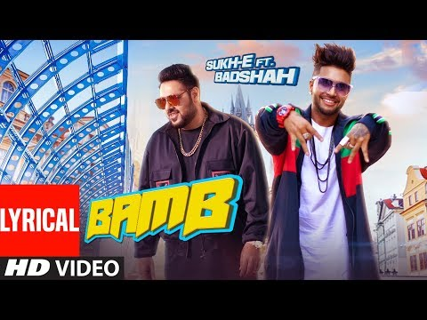 Xxx Mp4 LYRICAL BAMB Video Song Sukh E Muzical Doctorz Feat Badshah Jaani 3gp Sex