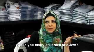 Palestinians: Would you marry a Jew?