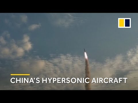 Xxx Mp4 Military News China Tests Hypersonic Aircraft Starry Sky 2 3gp Sex