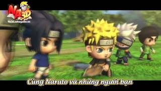[Sohagame] Fan chuẩn Naruto phải chơi Na3D