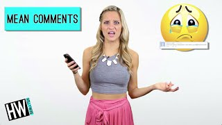 Hollywire Reads MEAN YouTube Comments!