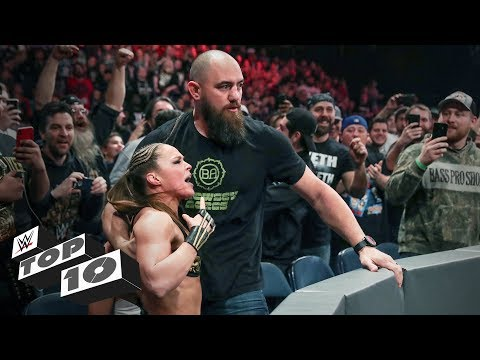 Xxx Mp4 Ferocious Front Row Altercations WWE Top 10 March 23 2019 3gp Sex