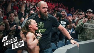 Ferocious front-row altercations: WWE Top 10, March 23, 2019