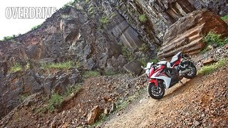 2015 Honda CBR 650F road test review by OVERDRIVE