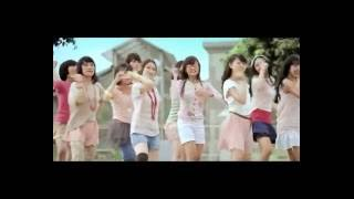 Iklan Laurier - Go With Thin & JKT48 Kimi no Koto ga Suki Dakara (2012)