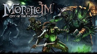Mordheim: City of the Damned - Undead Day 33 with the Knights of Mars!  Let's Play!