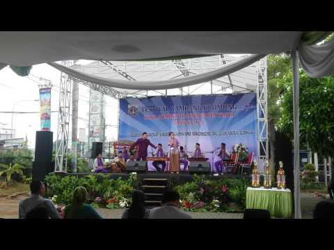 Festival gambang kromong subur jaya bang ocid