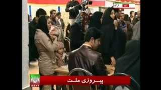 Iran Vote: Massive & Unprecedented انتخابات ایران: میلیونها رای دهنده