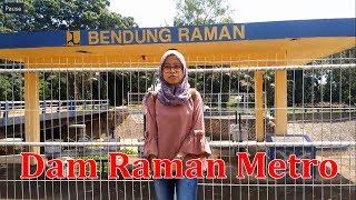 Bendungan Raman di Metro - Lampung