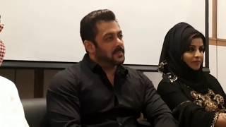 Salman Khan launched the Belhasa Driving Centre's in Dubai