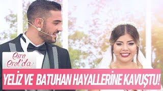 Yeliz ve Batuhan hayallerine kavuştu! - Esra Erol