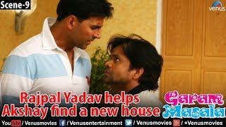 Rajpal Yadav narrates a funny Incident (Garam Masala)