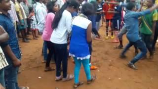 won my village kunkuri kharijhariya in nagpuri sailo dance