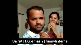 funny Dubsmash sairat new movie Feeling awesome