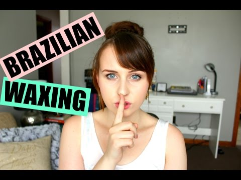 Xxx Mp4 ALL About Brazillian Waxing Esthetician Vlog 3gp Sex
