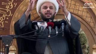 سلسلة محاضرات (1): اعجاز القران الكريم ، مع سماحة الشيخ زمان الحسناوي ،1437 ق