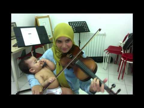 Isabella 1998 Violin cover by Endang Hyder