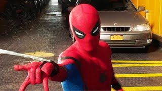 SPIDER-MAN: HOMECOMING Movie Review (2017)