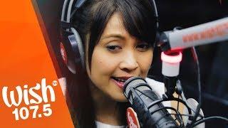 Aia De Leon sings