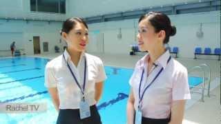空姐頻道 - 參訪華航 China Airline CABIN CREW TRAINING