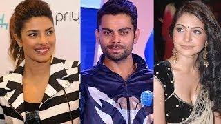 Priyanka Chopra Replaces Anushka As Virat