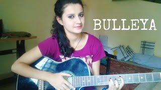 Bulleya/papon/ sultan/female guitar cover by jannat khan