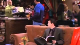 Friends- Joey: