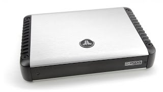 JL Audio HD / MHD Ultra-Compact Class D Car Amplifiers   Product Overview