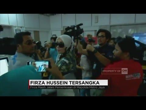 Firza Husein Jadi Tersangka Kasus Dugaan Pornografi