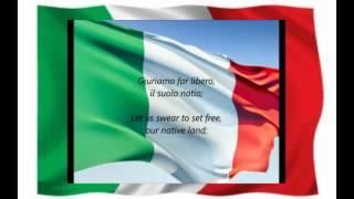 Il Canto Degli Italiani Italian National Anthem with Lyric