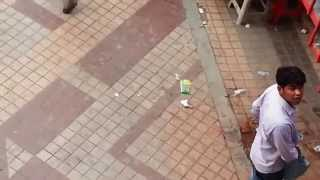 JAN 2015 PIRATED CD & BLUE FILM CD SELLER OPENLY CD SELLING IN GF NEHRU PLACE