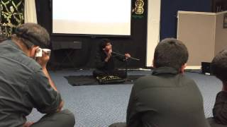 Asad Abbas Muharram 2014 - Ali School Houston, TX