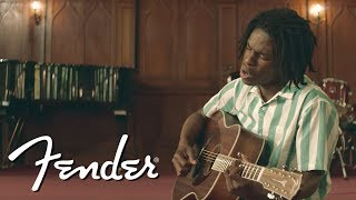 """Daniel Caesar Performs """"Get You"""" 