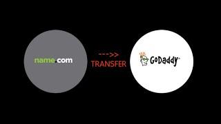 How To Transfer Domain Name.com to Godaddy Theme 2015 [วิธีย้ายโดเมน name ไป godaddy]