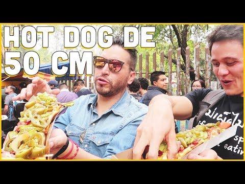 Xxx Mp4 INCREÍBLES Hot Dogs GIGANTES Ft Mark Wiens 3gp Sex