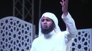 ايات عذبه تريح القلب/ للشيخ منصور السالمي