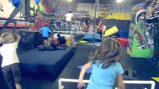 Urban Evolution - Kids' Parkour Class!